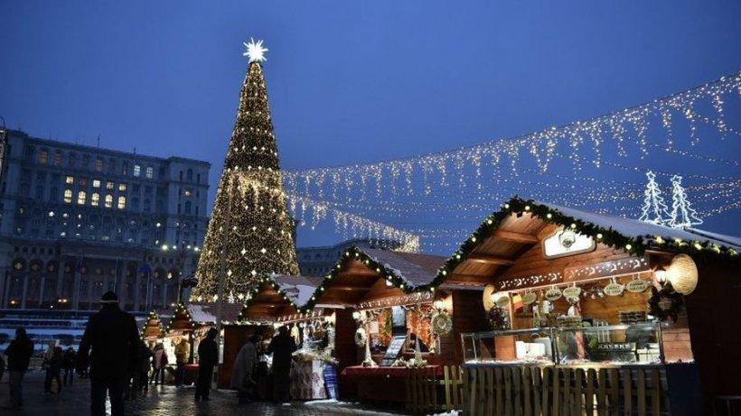 Ultima zi a Târgului de Crăciun Bucureşti 2019