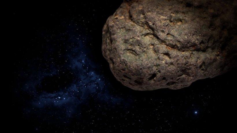 Descoperire șocantă făcută de NASA. Ce s-a găsit pe un meteorit care s-a prăbușit pe Pământ