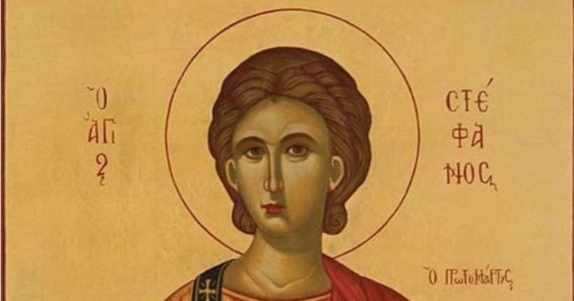 """SFÂNTUL ȘTEFAN. Nume care se sărbătoresc de Sfântul Ștefan. Cui îi urăm """"La mulți ani!"""""""