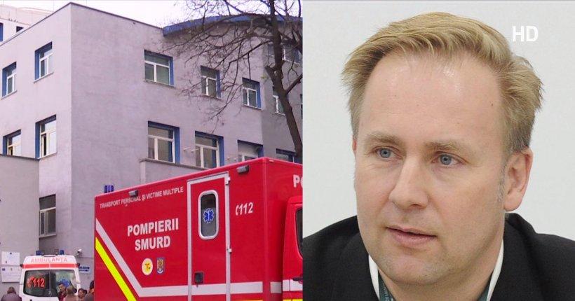 Ministrul Sănătății, declarații exclusive la Antena 3 privind incidentul de la Spitalul Floreasca