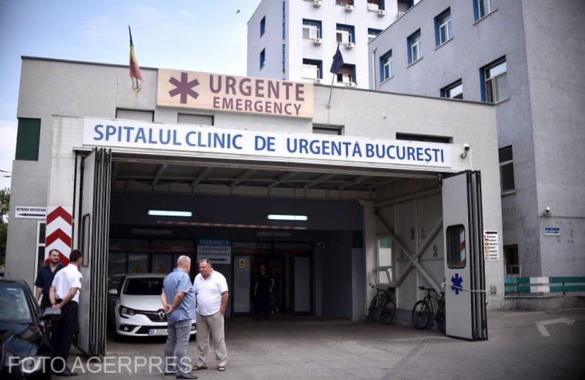 Spitalul Floreasca, precizări cu privire la cazul pacientei arse