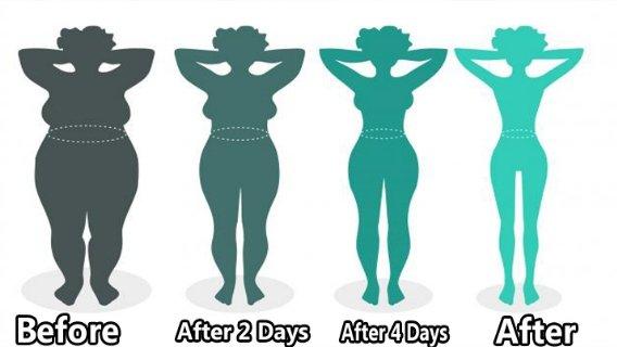 Reteta bunicii de slabit 13 kg in 4 zile