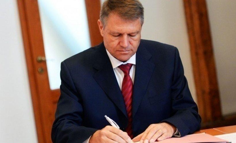"""Klaus Iohannis a promulgat legea privind proiectul """"Cartierul pentru justiţie"""""""