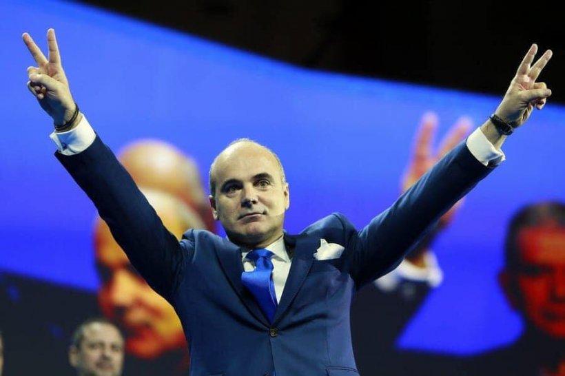 Rareș Bogdan nu își dorește în partid oameni de la ALDE sau Pro România