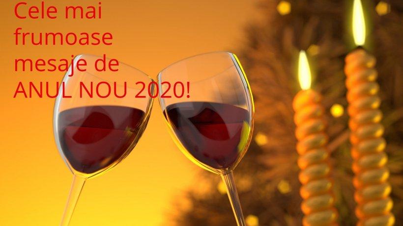 Mesaje de Anul Nou 2020. Cele mai emoționante urări de Anul Nou 2020