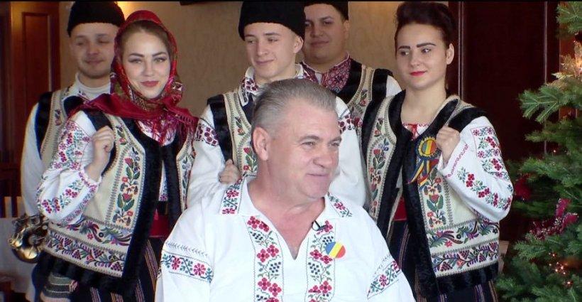 Voi cu Voicu. Un fost polițist duce mai departe tradițiile satului românesc