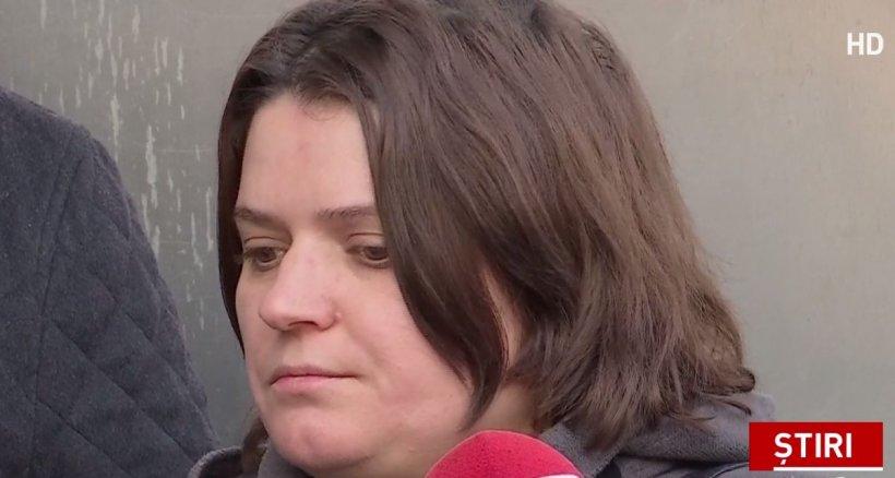 """Mama Alexandrei Măceșanu, la sediul DIICOT: """"Știind că Gheorghe Dincă se afla acolo, îmi bătea inima atât de tare încât aș fi sărit pe el"""""""