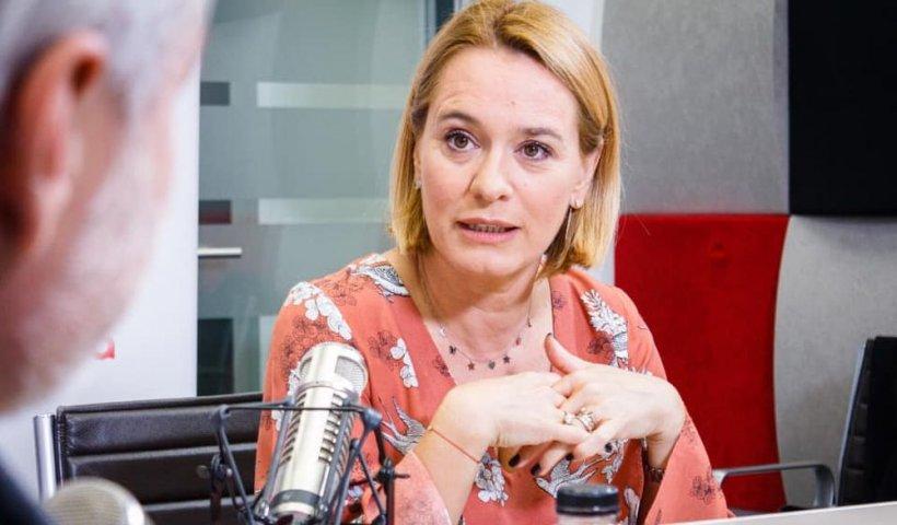 Andreea Esca s-a arătat şocată după moartea Cristinei Ţopescu: Sunt mută...