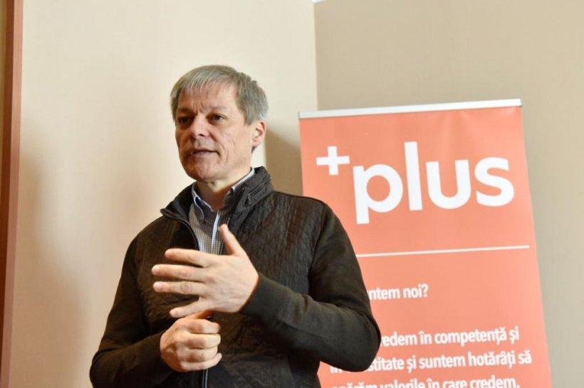Dacian Cioloş, plan pentru preluarea USR