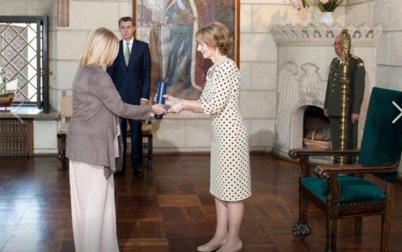 """Familia Regală transmite condoleanțe la moartea Cristinei Ţopescu: """"A dovedit o neobişnuită discreţie, nobleţe sufletească şi profunzime a spiritului"""""""