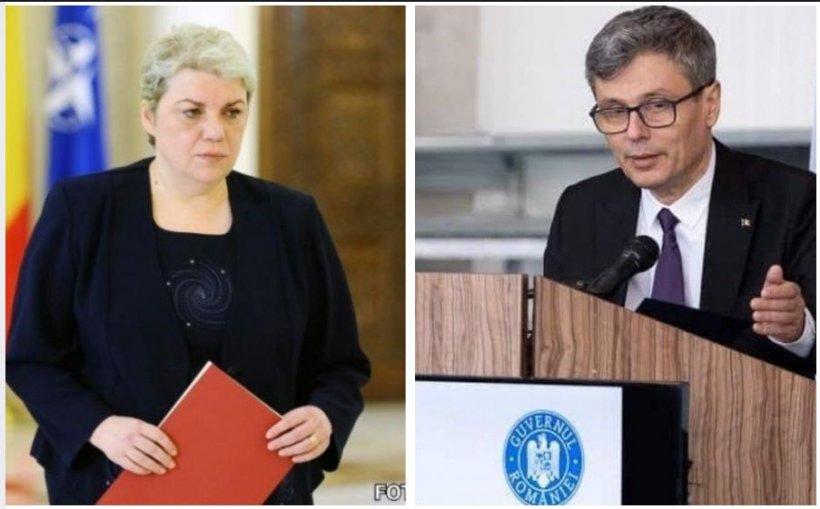 Ministrul Economiei, explicații despre revocarea lui Sevil Shhaideh din conducerea OMV
