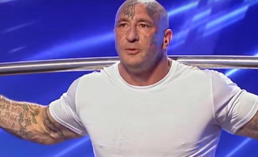 """Marcel """"Strong"""", vedetă a show-ului TV """"Românii au talent"""", arestat pentru trafic de droguri"""
