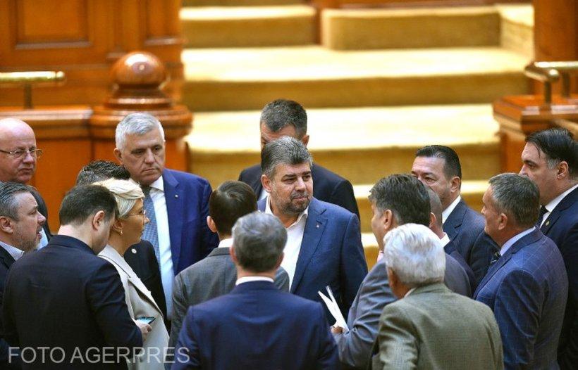 Planul PSD pentru demiterea Guvernului. Ponta ar putea înclina balanţa spre o tabără sau alta