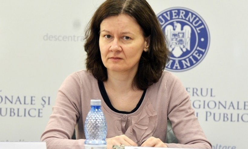 Cine e Gabriela Scutea, propusă pentru şefia Parchetului General