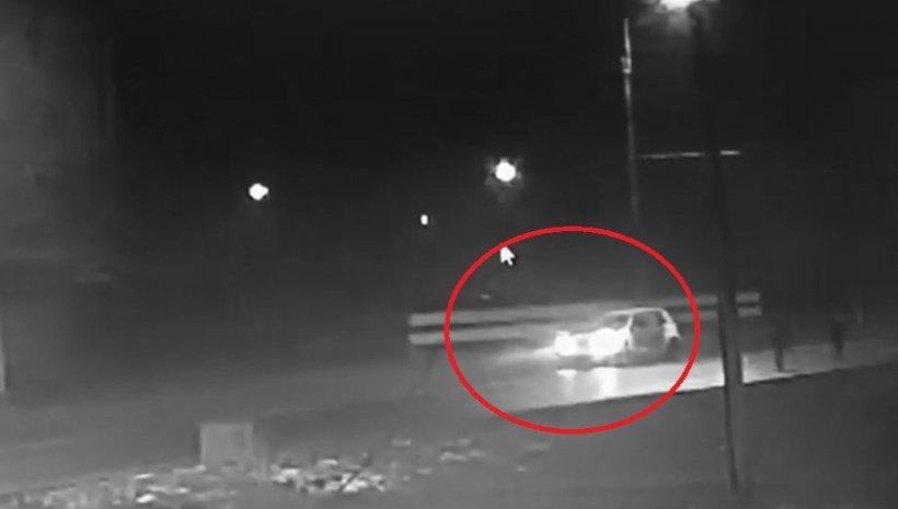 Este alertă la Sibiu după ce un şofer a lovit o fetiţă pe trecerea de pietoni şi a fugit de la locul accidentului