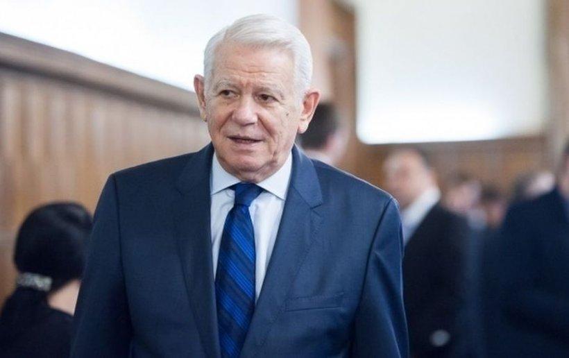 CCR a decis: Teodor Meleșcanu a fost pus nelegal președinte al Senatului
