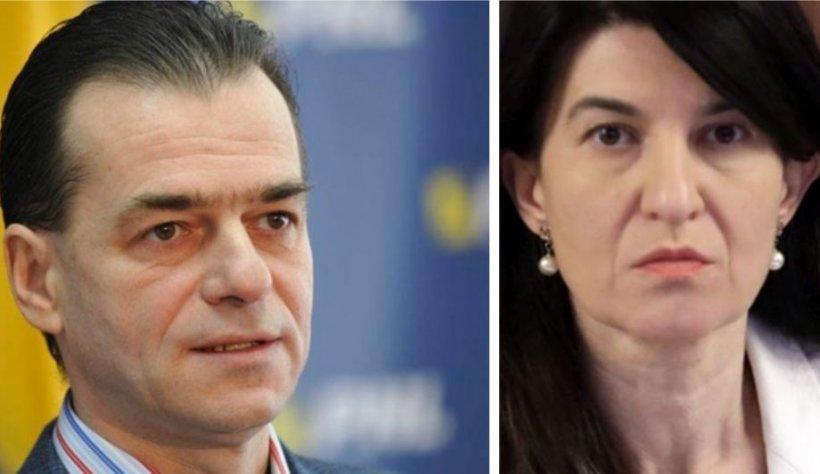 Contre în Guvern pe tema majorării pensiilor. Este conflict deschis între Orban şi ministrul Muncii