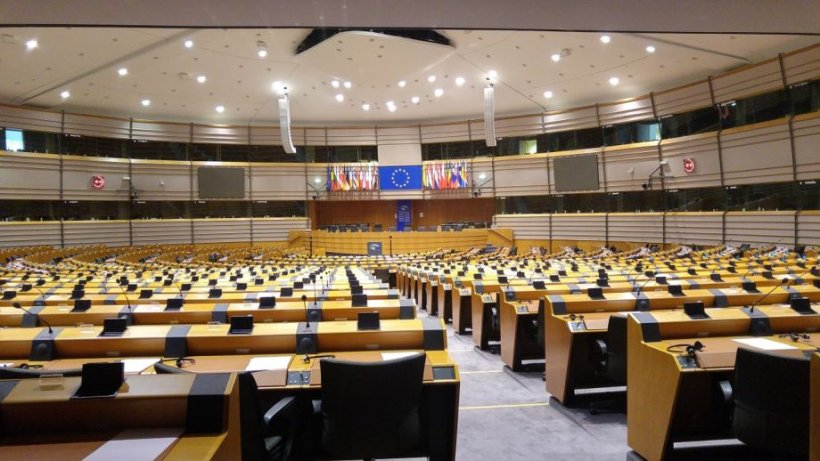 Be EU. Modificarea legii electorale ar putea fi discutată în Parlamentul European