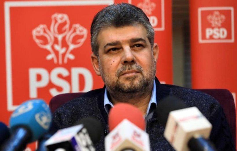 """Marcel Ciolacu, măsuri radicale în PSD: """"Vom schimba denumirea și componența CEX-ului"""""""