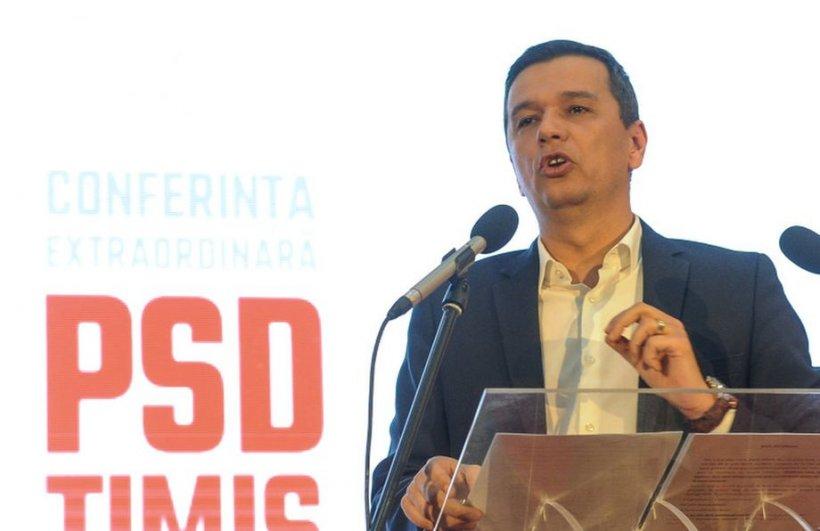 Sorin Grindeanu a primit formularul de reînscriere în PSD, dar încă nu l-a semnat