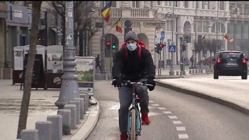 Undă verde pentru biciclişti! Ce recomandă Poliţia Rutieră - VIDEO