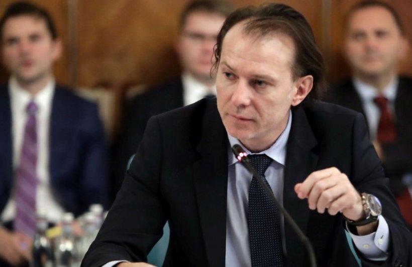 Ministrul Finanțelor, Florin Cîțu, anunț despre banii românilor: Veniturile, supraestimate în buget în 2019
