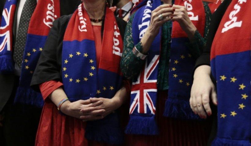 Brexit: Parlamentul European a ratificat acordul de retragere a Regatului Unit din UE