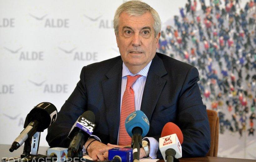Călin Popescu Tăriceanu, citat la Parchetul General în dosarul de abuz în serviciu