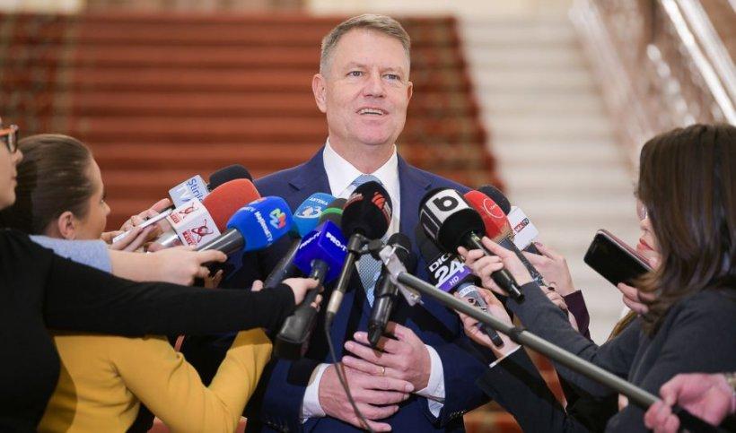 Klaus Iohannis enumeră hibele învățământului românesc: Nu putem avea în epoca inteligenței artificiale o problemă de analfabetism funcțional