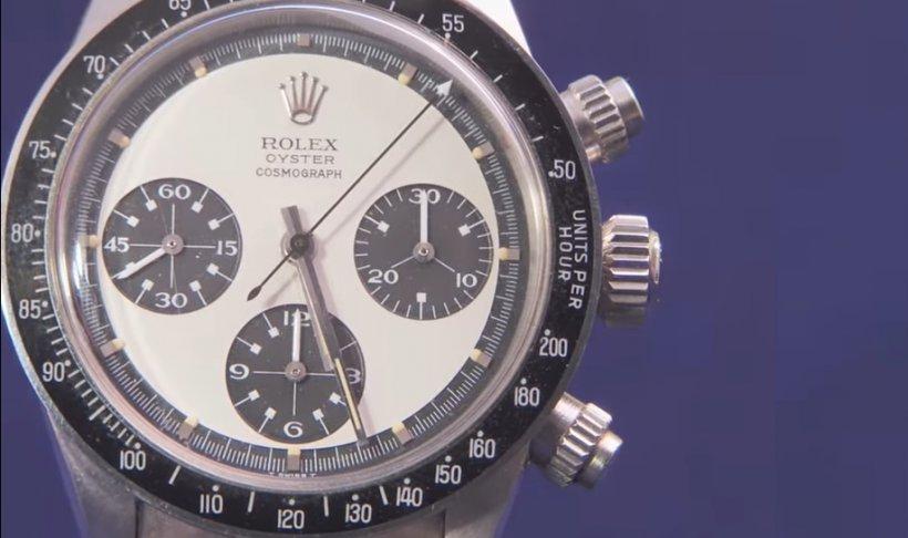 Un bărbat și-a cumpărat acest ceas Rolex în 1974. A plătit atunci 345 de dolari. A leșinat când a aflat cât valorează în prezent
