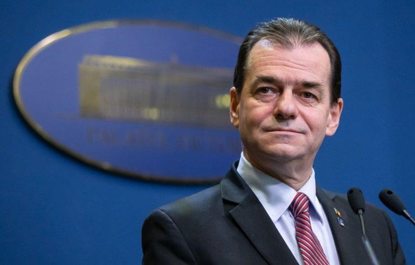 """Ce conține moțiunea de cenzură depusă de PSD: """"Guvernul Orban trebuie demis de urgență"""""""