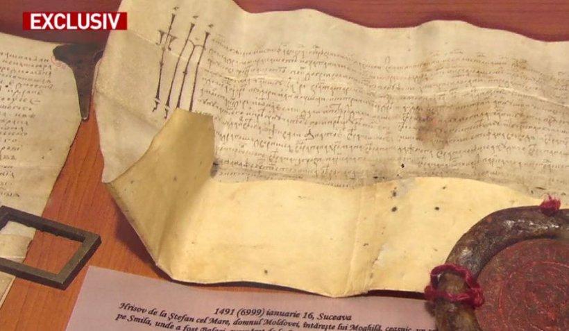 News Magazine. Documente istorice de valoare inestimabilă la Biblioteca Academiei Române