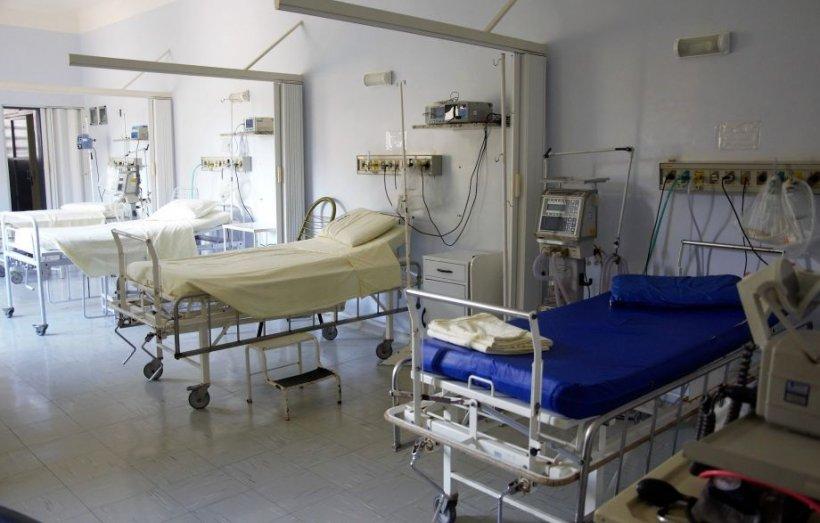 Gest extrem al unui pacient din Huși, imediat după o operație de amputare a unui picior: S-a aruncat în gol de la geamul spitalului