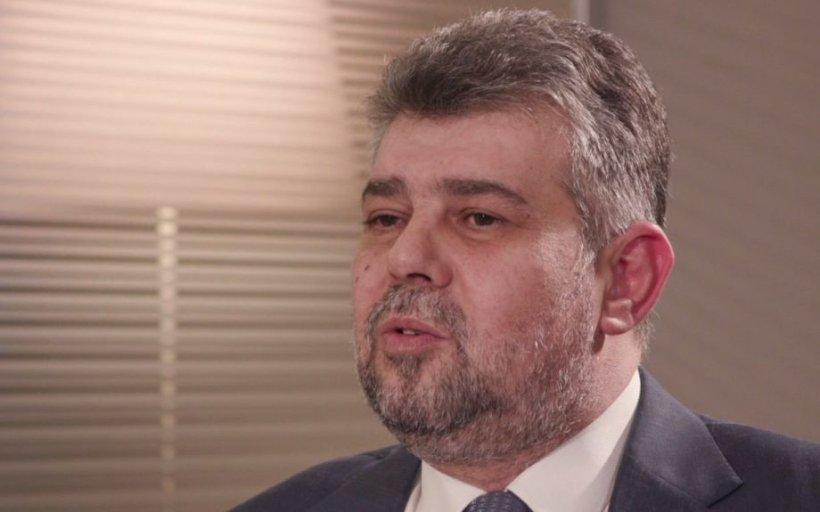 """Marcel Ciolacu neagă o negociere cu PNL: """"Noi vrem să scăpăm de Orban. E o catastrofă!"""""""