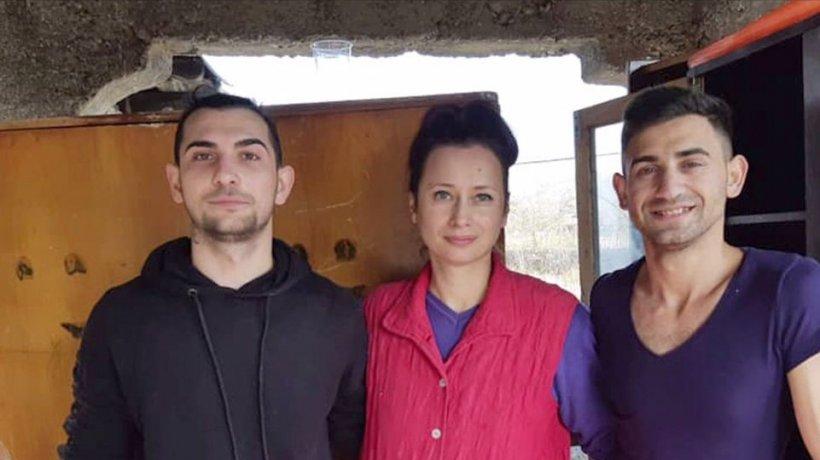 O vânzătoare din Rovinari construieşte case pentru săraci, după ce fiica ei a supravieţuit unui accident cumplit