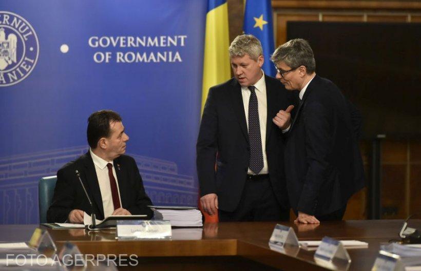 Cătălin Predoiu l-a contrat pe Ludovic Orban în sedința de Guvern: Avem o problemă din punct de vedere constituțional