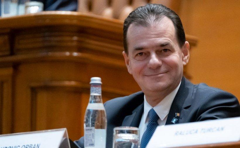 """Ce spune Ludovic Orban dacă moțiunea trece: """"Dacă, după ce ne-au dat jos vor vota învestirea aceluiaşi Guvern, înseamnă că trebuie să se caute"""""""