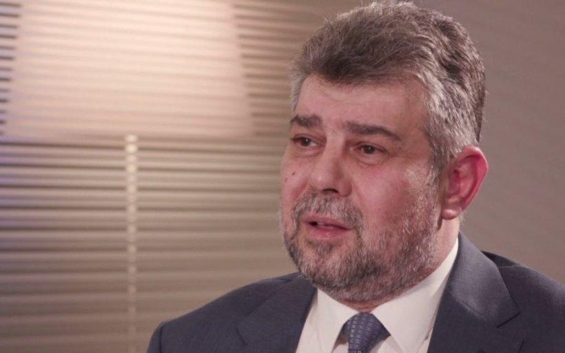 Marcel Ciolacu, la Antena 3: Cea mai lejeră formă de a declanșa anticipate ar fi fost ca Ludovic Orban să demisioneze