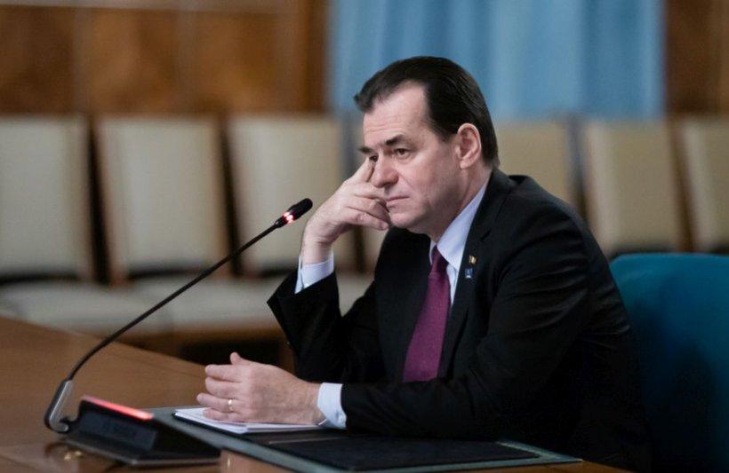 Surse: Una dintre ordonanțele Guvernului Orban ar șterge o datorie uriașă a unei bănci către statul român
