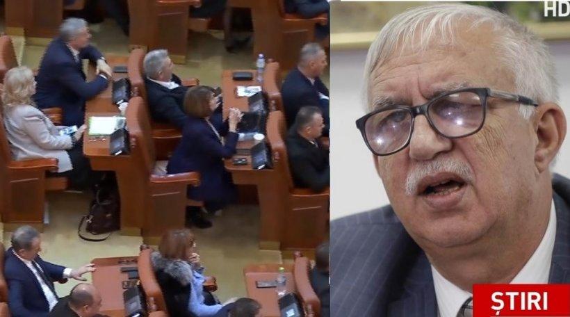 Augustin Zegrean: Ordonanțele de urgență emise de Guvernul Orban pot fi respinse în Parlament de noua majoritate