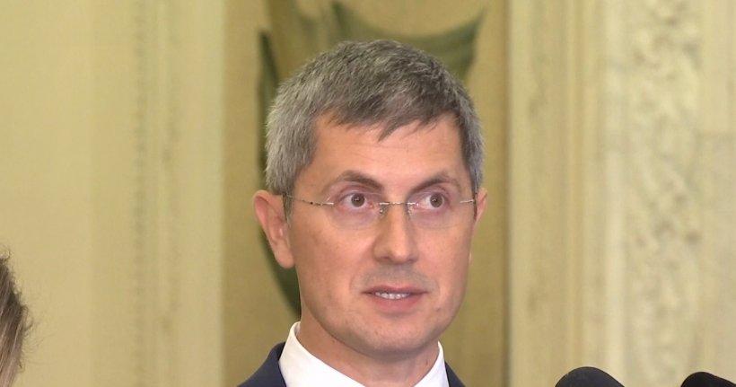 Dan Barna: USR nu va merge la Cotroceni cu o propunere de premier