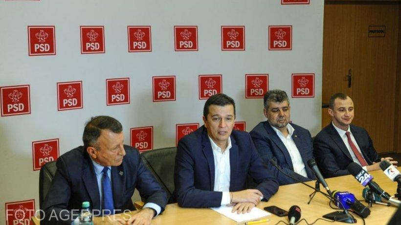 Ședință de urgență. Ponta și Grindeanu, în biroul lui Ciolacu, după decizia lui Iohannis