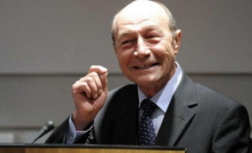 """ALEGERI LOCALE 2020. Traian Băsescu nu exclude o candidatură la Primăria Capitalei. """"Luați-o și pe asta"""""""