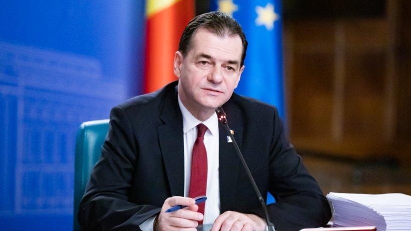"""Ludovic Orban, în ședința de guvern: """"Problema coronavirusului trebuie tratată cu seriozitate""""; Costache: """"Vă asigur că nu există niciun caz de infecție în România"""""""