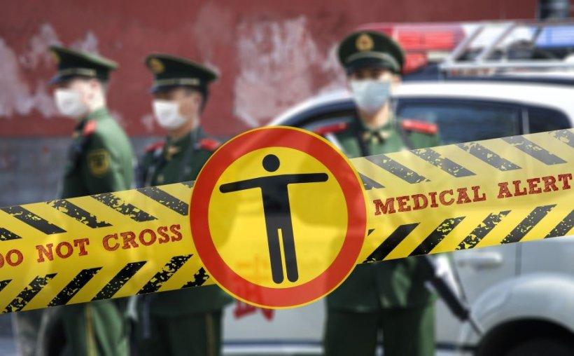 China ia măsuri drastice pentru combaterea coronavirusului: oameni închişi forţat în locuinţe, într-un oraş din Hubei