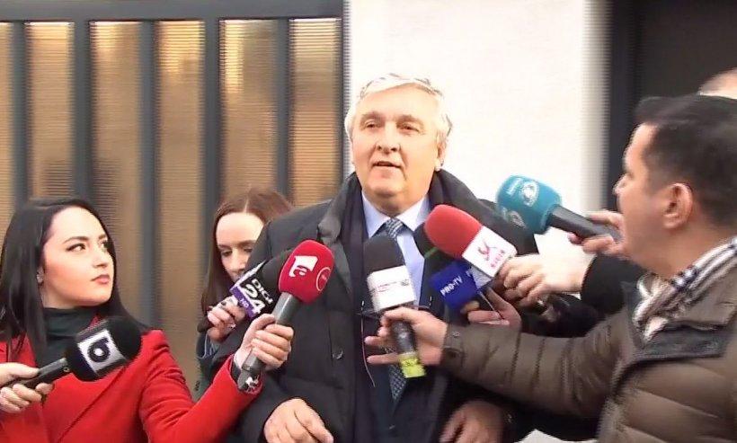 """Medicul Beuran, primele declarații după ce a ieșit din Arestul Central: """"Vă rog să mă lăsați să mă odihnesc"""""""