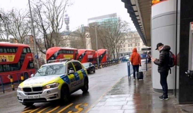 Alertă de securitate în Londra. Gara Euston a fost evacuată