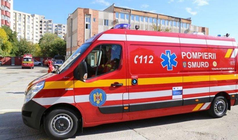 Un bărbat diagnosticat cu gripă, internat la Spitalul din Bistriţa, a murit. Nu fusese vaccinat antigripal