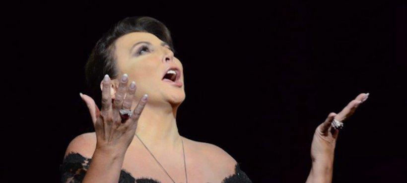 O stea a muzicii mondiale, în premieră în România. Soprana Maria Guleghina: Nimeni nu are voie să mă vadă cu o zi înainte de spectacol, nici măcar soţul meu