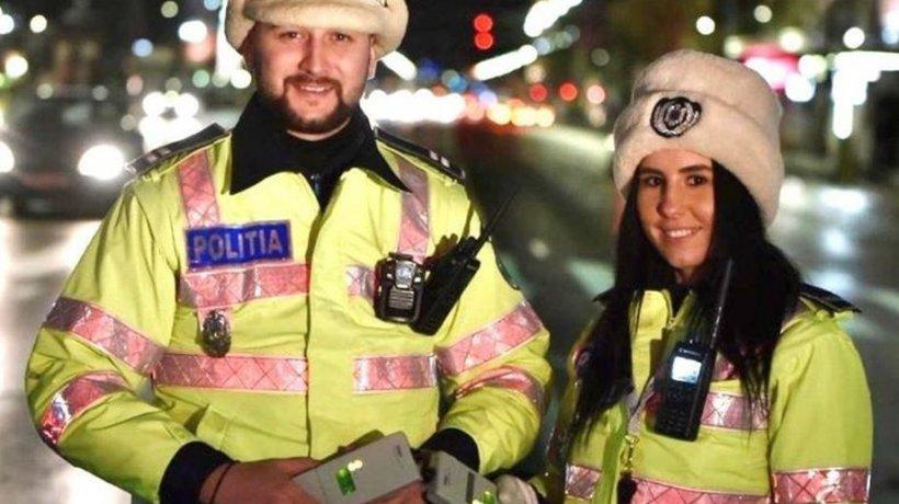 """Ionuț și Petra erau în centrul Capitalei. O maşină s-a apropiat de ei şi, brusc, a virat lateral, iar şoferul a zâmbit. """"Zâmbetul"""" artificial ucide oameni, avertizează Poliţia"""